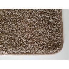 Senta collectie  bruin grijs  vloerkleed Hoogpolig|200 x 300 cm