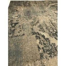 Vintage vloerkleed bruin  taupe|100 x 200 cm