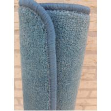 blauw glittervloerkleed |110 x 200 cm