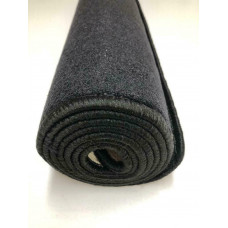 zwart vloerkleed |140 x 200 cm